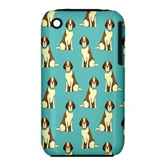 Dog Animal Pattern Iphone 3s/3gs