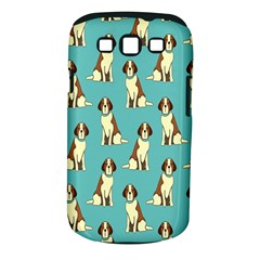Dog Animal Pattern Samsung Galaxy S III Classic Hardshell Case (PC+Silicone)