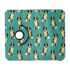 Dog Animal Pattern Galaxy S3 (flip/folio)
