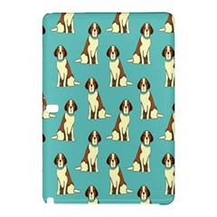 Dog Animal Pattern Samsung Galaxy Tab Pro 12 2 Hardshell Case