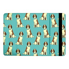 Dog Animal Pattern Samsung Galaxy Tab Pro 10 1  Flip Case