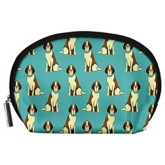 Dog Animal Pattern Accessory Pouches (Large)