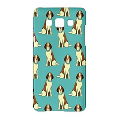 Dog Animal Pattern Samsung Galaxy A5 Hardshell Case