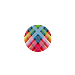 Graphics Colorful Colors Wallpaper Graphic Design 1  Mini Magnets