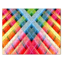 Graphics Colorful Colors Wallpaper Graphic Design Rectangular Jigsaw Puzzl