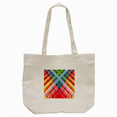 Graphics Colorful Colors Wallpaper Graphic Design Tote Bag (cream)