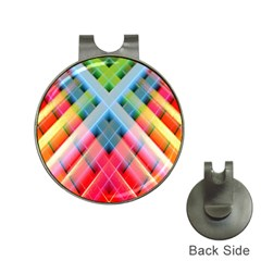 Graphics Colorful Colors Wallpaper Graphic Design Hat Clips With Golf Markers