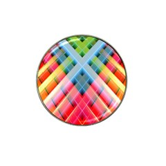Graphics Colorful Colors Wallpaper Graphic Design Hat Clip Ball Marker (10 Pack)