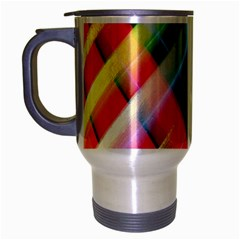 Graphics Colorful Colors Wallpaper Graphic Design Travel Mug (silver Gray)
