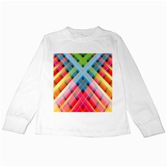 Graphics Colorful Colors Wallpaper Graphic Design Kids Long Sleeve T Shirts
