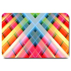 Graphics Colorful Colors Wallpaper Graphic Design Large Doormat