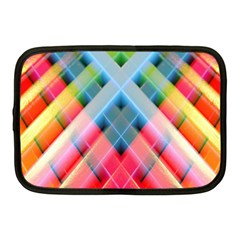 Graphics Colorful Colors Wallpaper Graphic Design Netbook Case (medium)