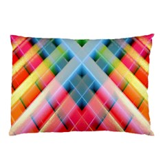 Graphics Colorful Colors Wallpaper Graphic Design Pillow Case (two Sides)