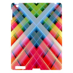 Graphics Colorful Colors Wallpaper Graphic Design Apple Ipad 3/4 Hardshell Case