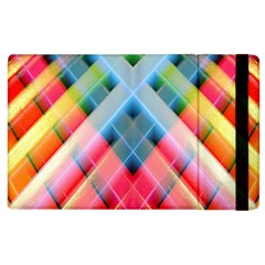 Graphics Colorful Colors Wallpaper Graphic Design Apple Ipad 2 Flip Case