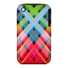 Graphics Colorful Colors Wallpaper Graphic Design iPhone 3S/3GS