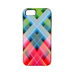 Graphics Colorful Colors Wallpaper Graphic Design Apple Iphone 5 Classic Hardshell Case (pc+silicone)