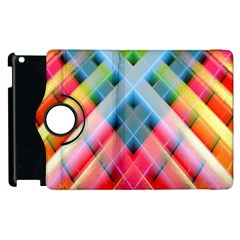 Graphics Colorful Colors Wallpaper Graphic Design Apple Ipad 2 Flip 360 Case