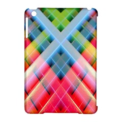Graphics Colorful Colors Wallpaper Graphic Design Apple Ipad Mini Hardshell Case (compatible With Smart Cover)