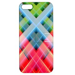 Graphics Colorful Colors Wallpaper Graphic Design Apple iPhone 5 Hardshell Case with Stand