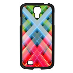Graphics Colorful Colors Wallpaper Graphic Design Samsung Galaxy S4 I9500/ I9505 Case (black)