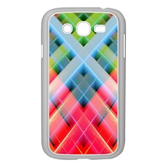 Graphics Colorful Colors Wallpaper Graphic Design Samsung Galaxy Grand Duos I9082 Case (white)