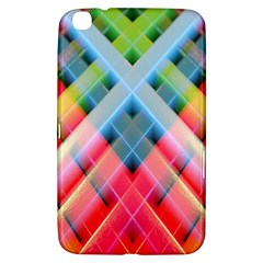 Graphics Colorful Colors Wallpaper Graphic Design Samsung Galaxy Tab 3 (8 ) T3100 Hardshell Case