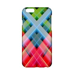 Graphics Colorful Colors Wallpaper Graphic Design Apple Iphone 6/6s Hardshell Case