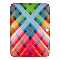Graphics Colorful Colors Wallpaper Graphic Design Samsung Galaxy Tab 4 (10 1 ) Hardshell Case