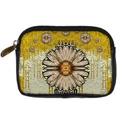 Power To The Big Flower Digital Camera Cases