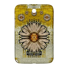 Power To The Big Flower Samsung Galaxy Note 8.0 N5100 Hardshell Case