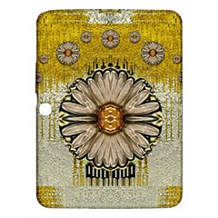 Power To The Big Flower Samsung Galaxy Tab 3 (10.1 ) P5200 Hardshell Case