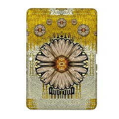 Power To The Big Flower Samsung Galaxy Tab 2 (10 1 ) P5100 Hardshell Case