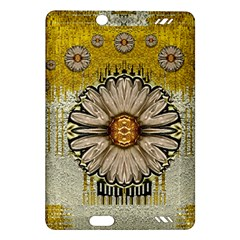 Power To The Big Flower Amazon Kindle Fire HD (2013) Hardshell Case