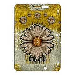 Power To The Big Flower Kindle Fire Hdx 8 9  Hardshell Case