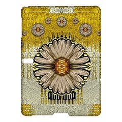 Power To The Big Flower Samsung Galaxy Tab S (10 5 ) Hardshell Case