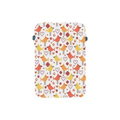 Animal Pattern Happy Birds Seamless Pattern Apple iPad Mini Protective Soft Cases