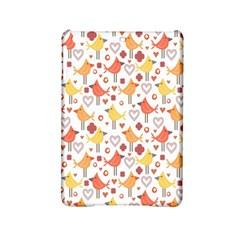 Animal Pattern Happy Birds Seamless Pattern Ipad Mini 2 Hardshell Cases