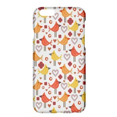 Animal Pattern Happy Birds Seamless Pattern Apple iPhone 6 Plus/6S Plus Hardshell Case