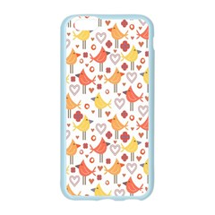 Animal Pattern Happy Birds Seamless Pattern Apple Seamless iPhone 6/6S Case (Color)