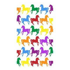 Colorful Horse Background Wallpaper Memory Card Reader
