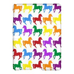 Colorful Horse Background Wallpaper Samsung Galaxy Tab S (10 5 ) Hardshell Case