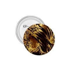 Stripes Tiger Pattern Safari Animal Print 1 75  Buttons