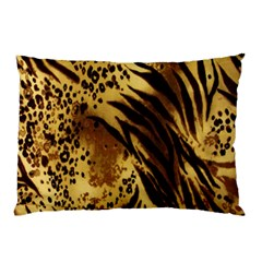 Stripes Tiger Pattern Safari Animal Print Pillow Case