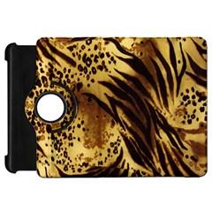 Stripes Tiger Pattern Safari Animal Print Kindle Fire Hd 7