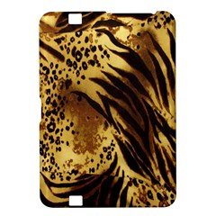 Stripes Tiger Pattern Safari Animal Print Kindle Fire Hd 8 9