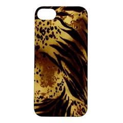 Stripes Tiger Pattern Safari Animal Print Apple Iphone 5s/ Se Hardshell Case