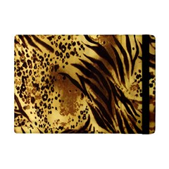 Stripes Tiger Pattern Safari Animal Print Ipad Mini 2 Flip Cases