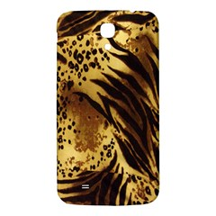 Stripes Tiger Pattern Safari Animal Print Samsung Galaxy Mega I9200 Hardshell Back Case