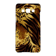 Stripes Tiger Pattern Safari Animal Print Samsung Galaxy A5 Hardshell Case